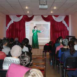 4 ноября в Сибайском историко-краеведческом музее состоялась Всероссийская акция «Ночь искусств»