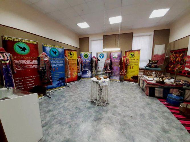 Наша выставка в Аркаиме